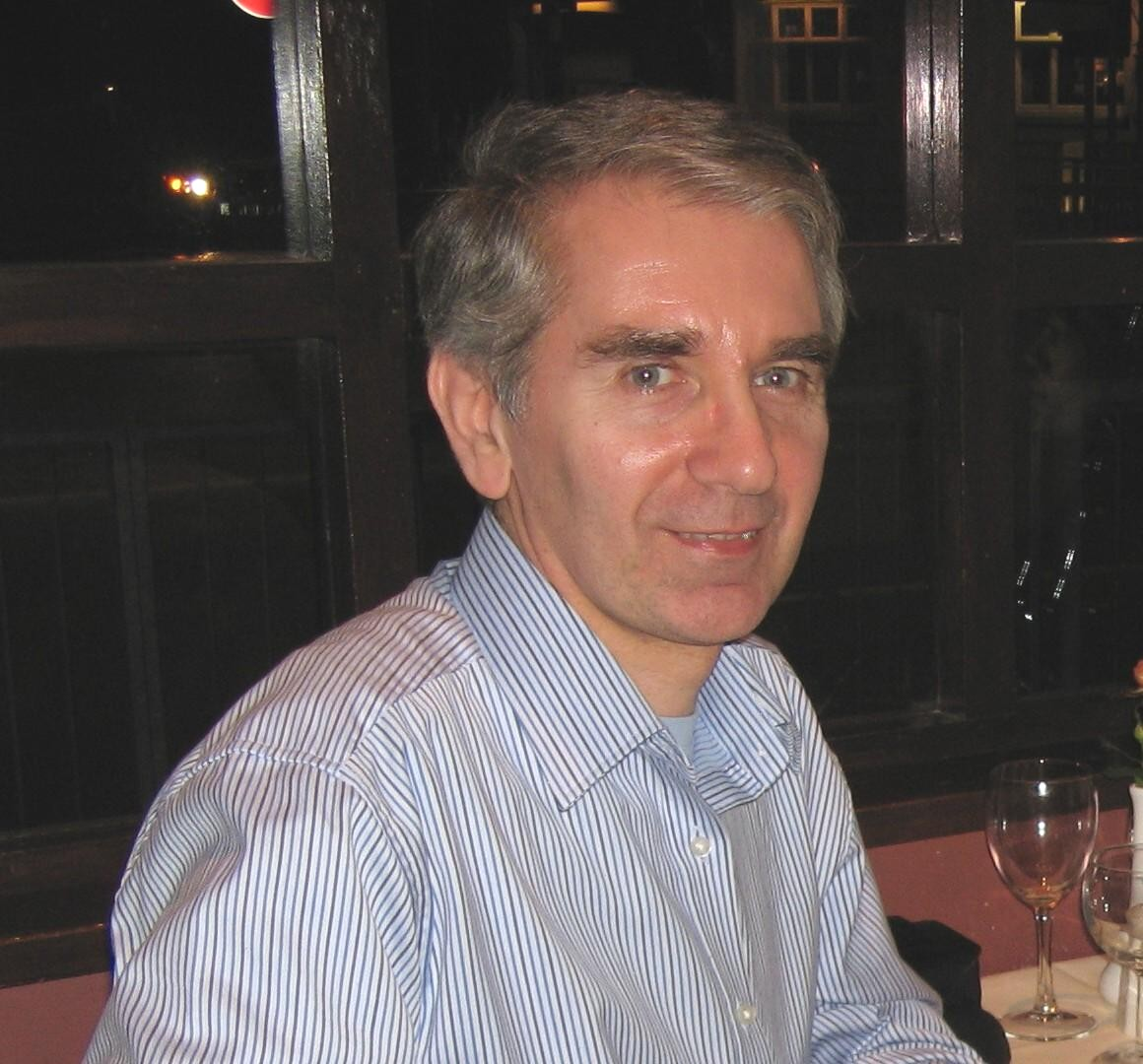 Author Michael Fill
